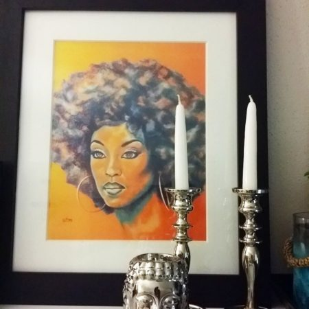 Loving my new art! These clearance frames from Target (I…