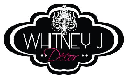 LogoWhitneyJDecor