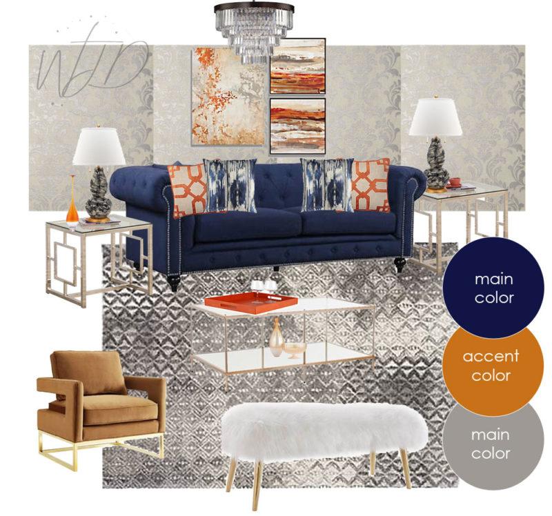 Online Edecor Decorating Services Whitney J Decor