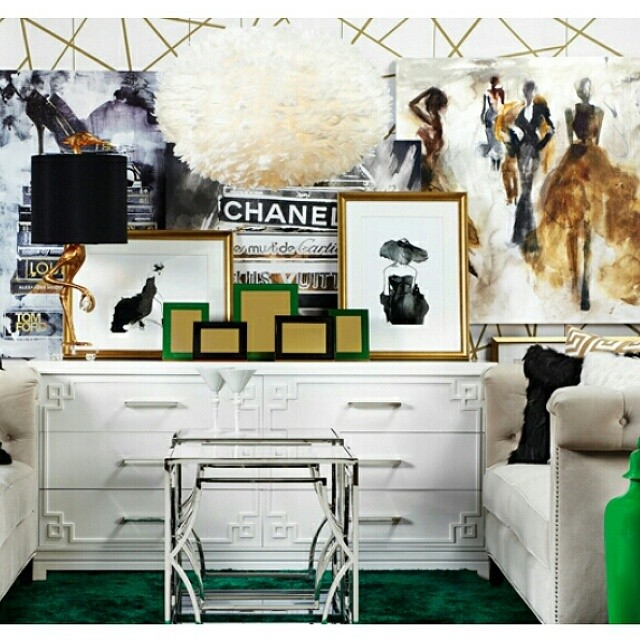 @zgallerie gets it right!! #decor #home #interior #livingroom
