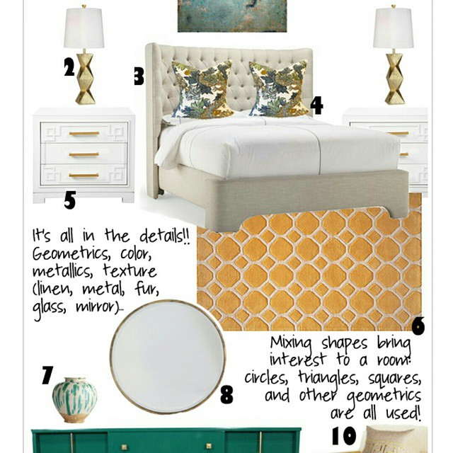 A peek at my latest decor board. Link in bio. #decor #home #design #interiordesign