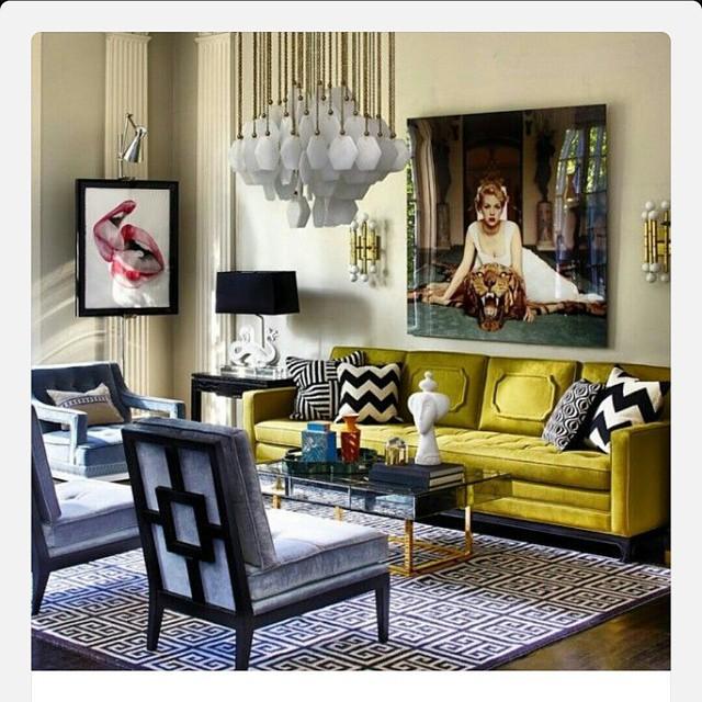 Ooooooowwwwweeeeeeeee!!!! #decor #home #interior #livingroom #glamour #glam #pinterest