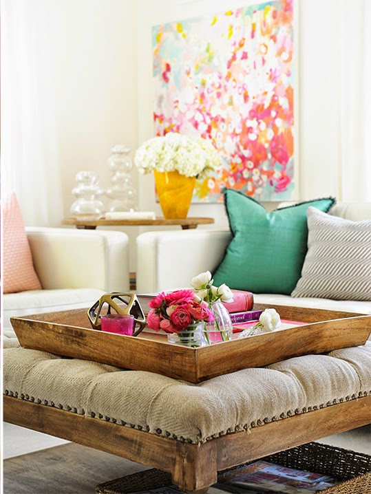 10 ways to update your living room whitney j decor