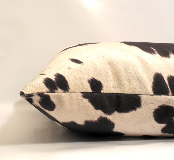 cow print pillow 1
