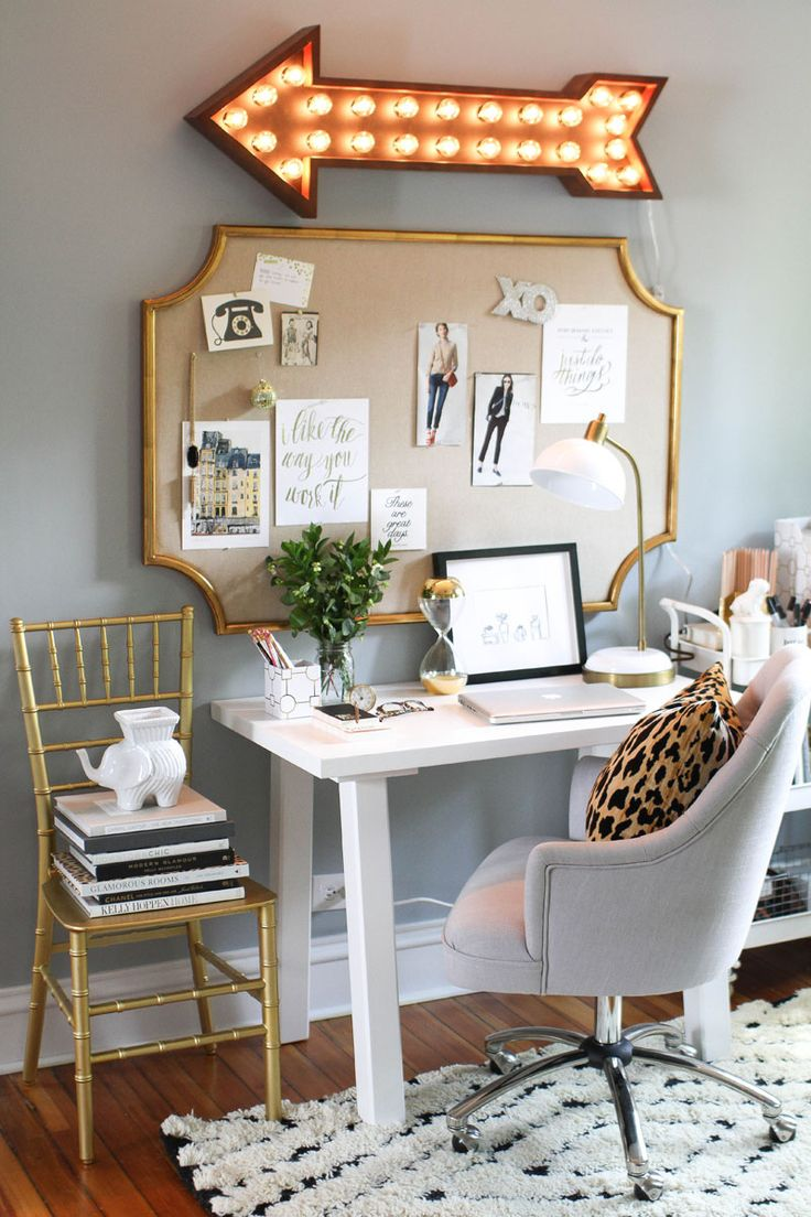 Home Office Room Design: Making The Most Of A Small Home Office Space