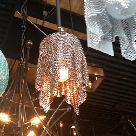 I hit the jackpot with this pendant light for myhellip