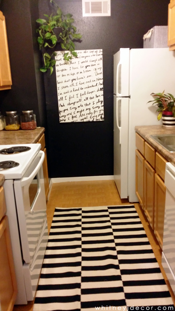 Decorating A Small Tiny Kitchen In A Small Apartment