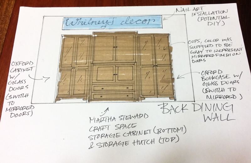 dining room floorplan home depot pitch