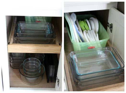 Day 1 10 Days To An Organized Home Challenge Kitchen