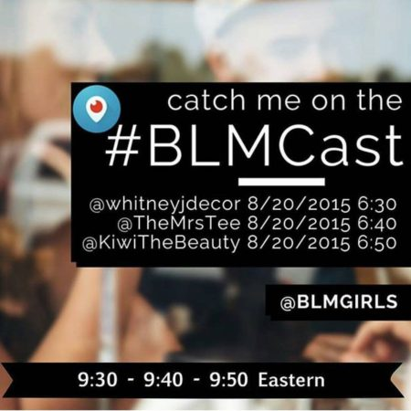 Join me tonight at 830pm central for the BLMCast wherehellip