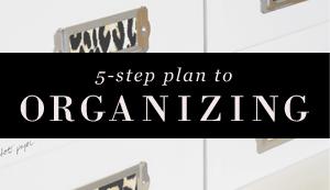 sidebar-5-step-organizing-plan