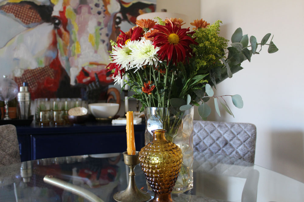 An Eclectic Indian Home Tour: Bold, Eclectic Home Tour For The #FABFALLFEST