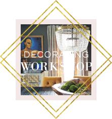 online decorating workshop