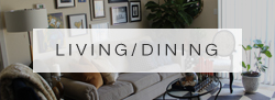 eclectic living room | eclectic dining room
