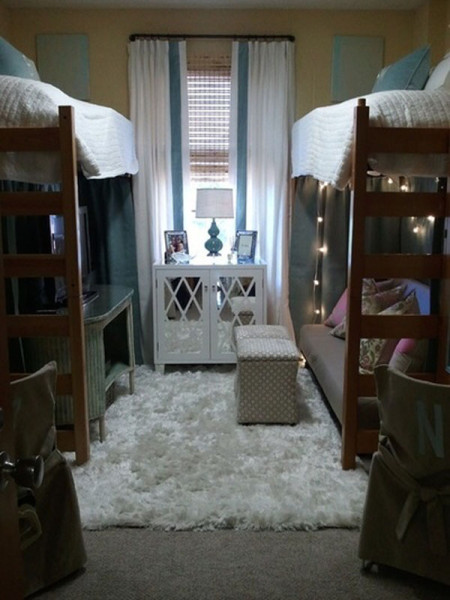 Dorm Room Ideas and Must Have Essentials - Whitney J Decor