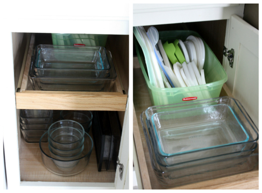 kitchen cabinet organization tips day 1 10 days to an organized home challenge kitchen 19200